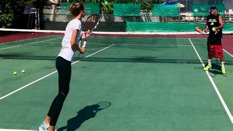 Spanish Tennis Drill Manual