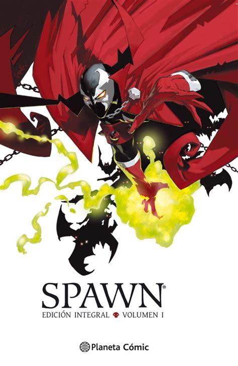 Spawn Integral No 02 Nueva Edicion Spawn Integral 1