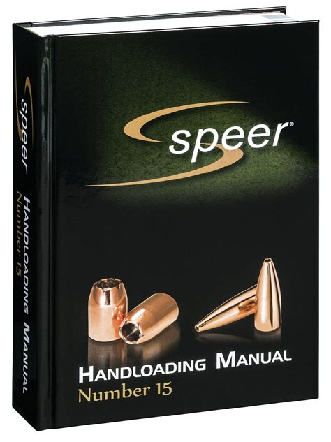 Speer Reloading Manual 12