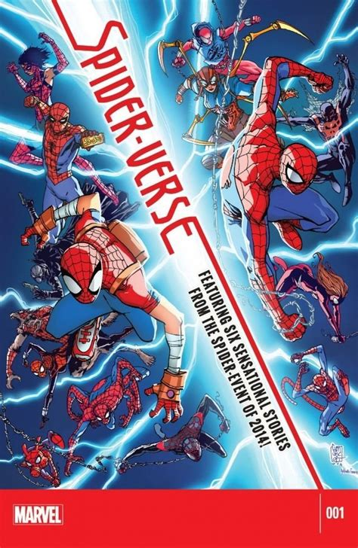 Spider Man 2014 06 Spider Verse 1 4