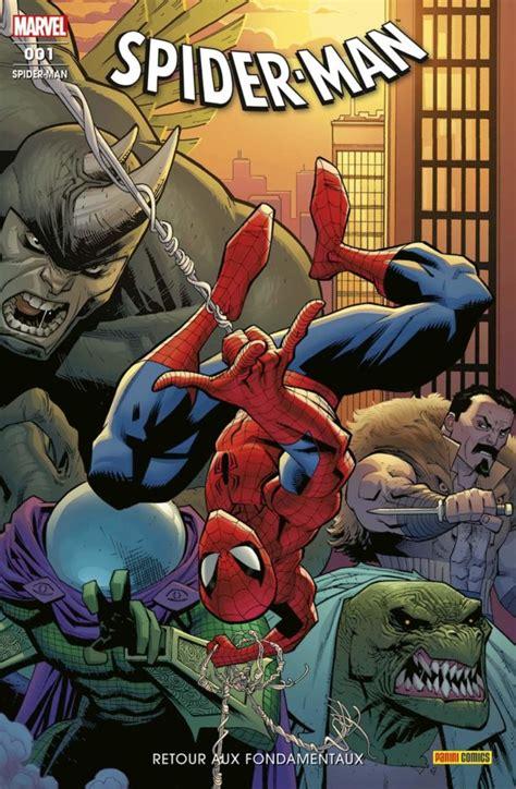 Spider Man Fresh Start No4 Variant Central Comics Comics Zone