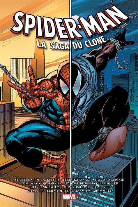 Spider Man La Saga Du Clone