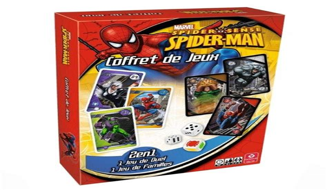Spiderman. 7 familles