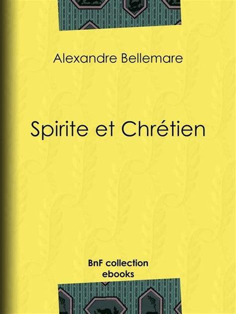 Spirite Et Chretien