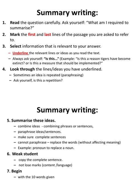 Spm English Paper 1 Continuous Writing
