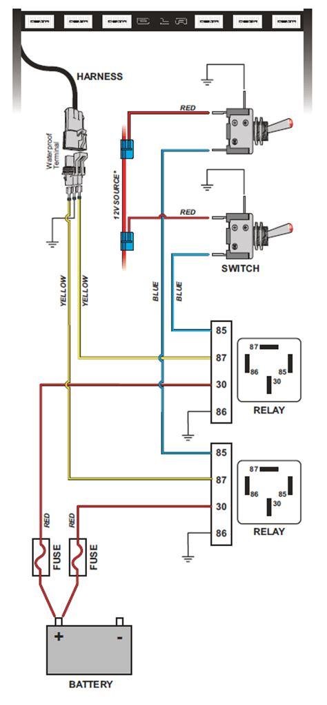 Spod Switch Wiring Diagram