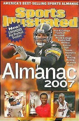 Sports Illustrated 2007 Almanac