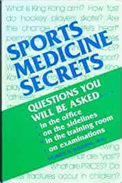 Sports Medicine Secrets The Secrets Series