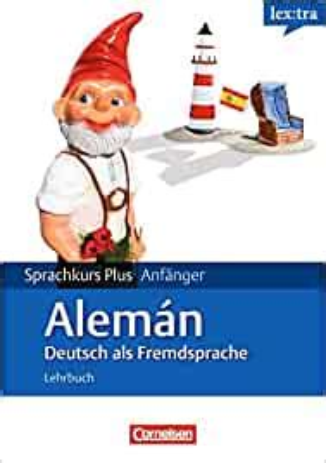 Sprachkurs Plus Anfanger Aleman Libro De Autoaprendizaje Para Principiantes Lex Tra