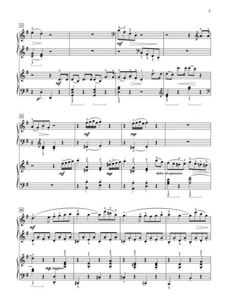 Spring Concerto In Four Movements For Solo Piano With Piano Accompaniment