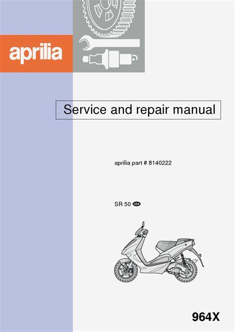 Sr 400 Workshop Manual