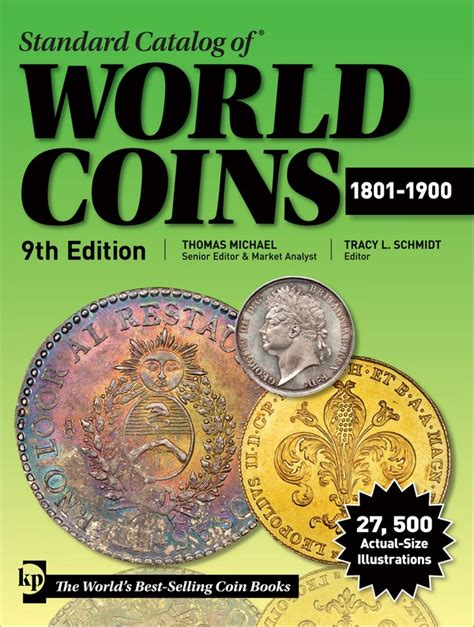 Standard Catalog Of World Coins 1801 1900 9th Edition