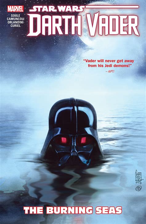 Star Wars: Darth Vader: Dark Lord of the Sith Vol. 3 - The Burning Seas (Star Wars: Darth Vader - Dark Lord of the Sith (2017))