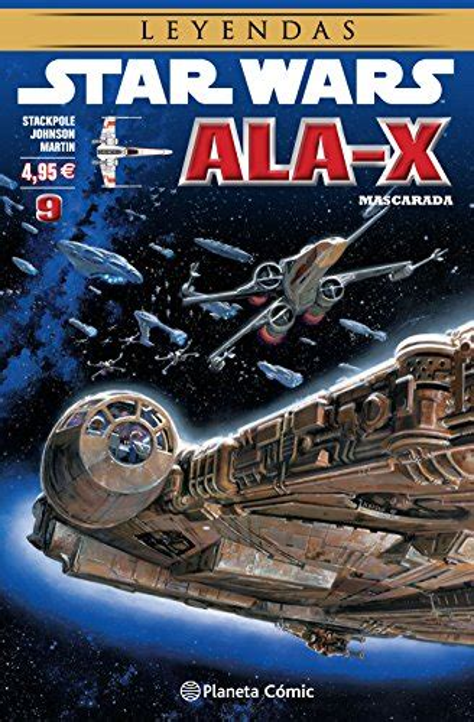 Star Wars Ala X No 09 10 Mascarada
