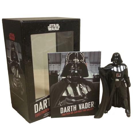 Star Wars Darth Vader Juntos Dominaremos La Galaxia Incluye Un Libro Con Consejos Y Frases Celebres Del Lado Oscuro De La Fuerza Juegos Cupula