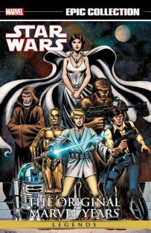 Star Wars Legends Epic Collection The Original Marvel Years Vol 1 Epic Collection Star Wars Legends The Original Marvel Years