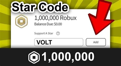 A Guide To Starcodes For Robux 2021