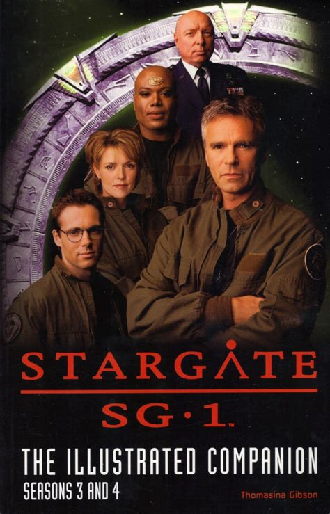 Stargate SG-1 The illustrated Companion Seasons 1 and 2
