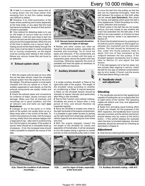 Startekinfo 107 Repair Manual