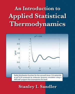 Statistical Thermodynamics Sandler Solution Manual
