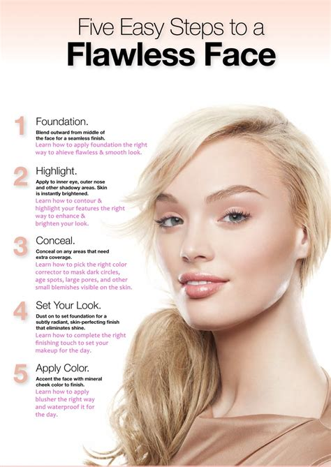 Step By Step Facial Guide