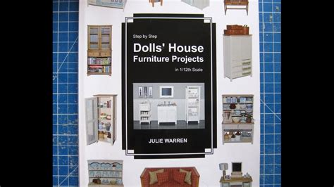 Step by Step Dolls' House Furniture Projects in 1/12th Scale