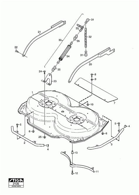 Stiga Spare Parts Manual