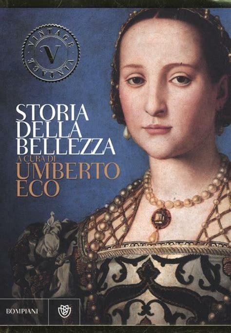 Storia Della Bellezza Ediz Illustrata