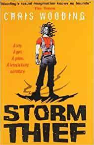 Storm Thief Chris Wooding