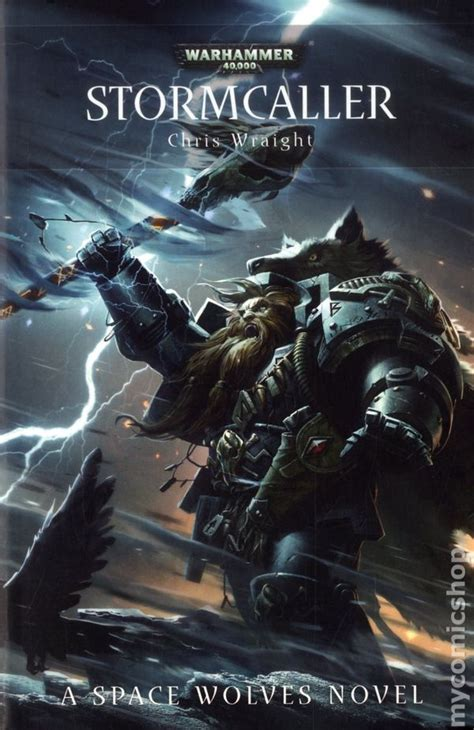 Stormcaller Warhammer 40000 By Chris Wraight 2015 09 24
