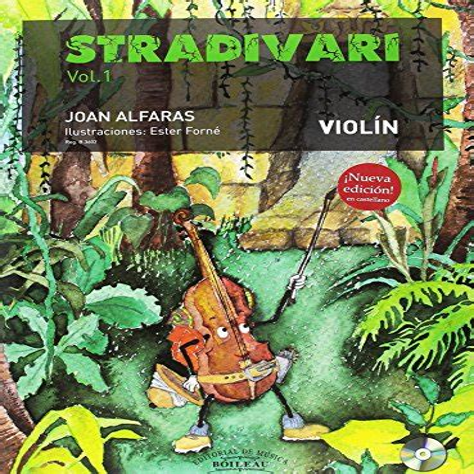 Stradivari Violi I Piano 1