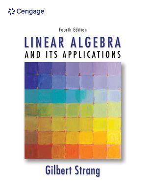Strang Solutions Manual