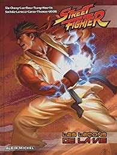 Street Fighter, Tome 4 : Les leçons de la vie