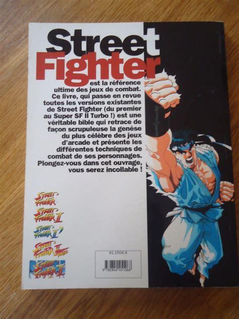 Street Fighter Le Livre Sacre