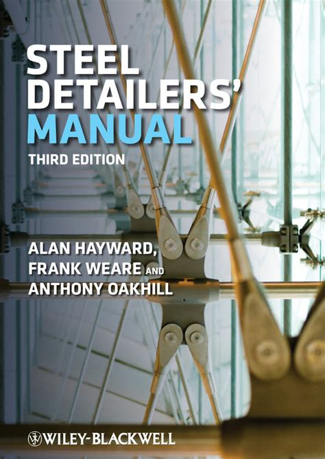 Structural Steel Detailing Manual