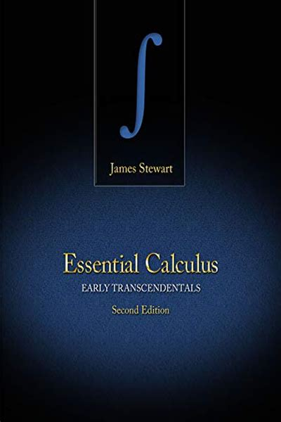 Student Solution Manual For Stewarts Essential Calculus