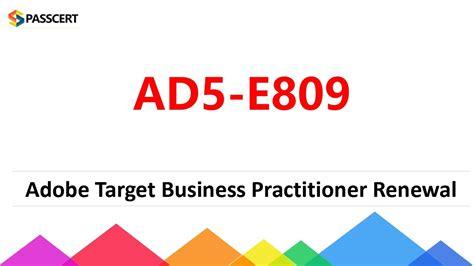 Study AD5-E802 Reference