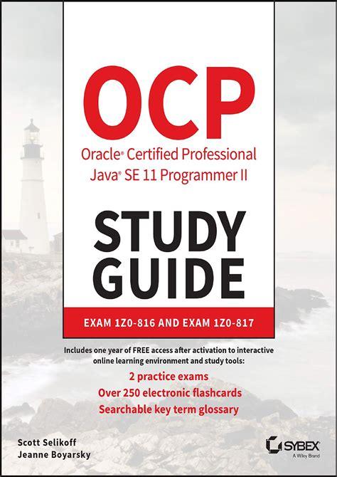 Study Guide 1Z0-1071-20 Pdf