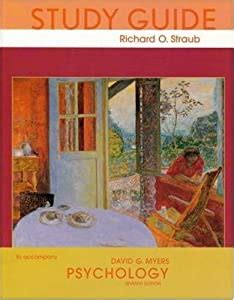 Study Guide For Psychology Seventh Ed