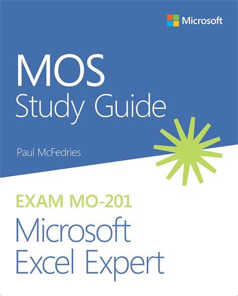 Study Guide Mos 2015 Expert Exam