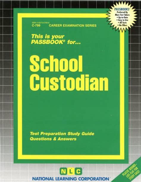 Study Guide Nyc School Custodian Exam