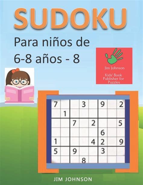 Sudoku Para Ninos De 6 8 Genial Rompecabezas De Sudoku Contigo Dondequiera Que Vayas