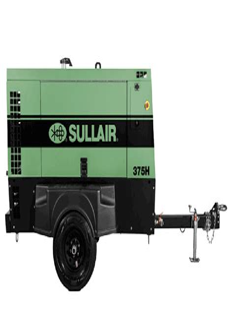 Sullair 375 H Compressor Manual