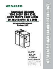 Sullair Compressor Service Manual For 4509