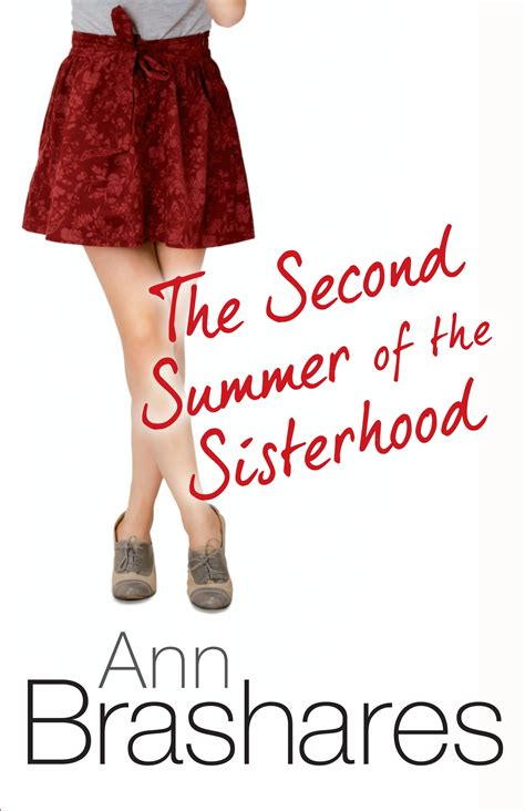 Summers Of The Sisterhood The Second Summer