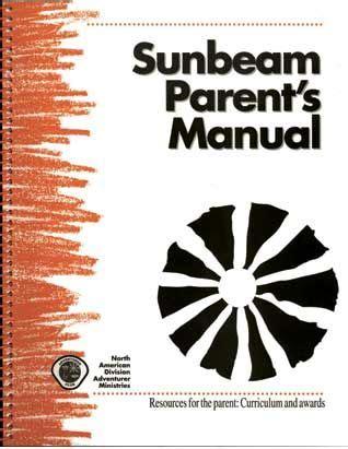 Sunbeam Adventurer Teacher Manual