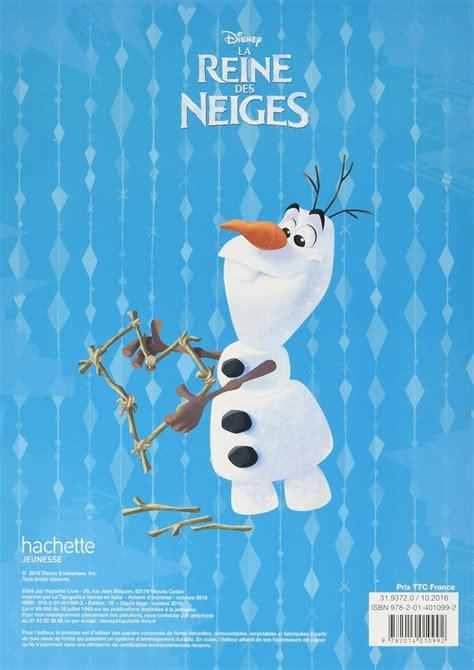 Super Colo La Reine Des Neiges By Disney