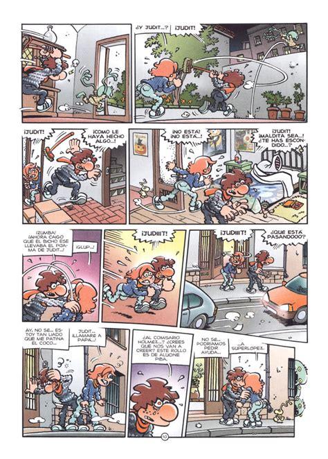 Superlopez El Virus Frankenstein Magos Del Humor No 136