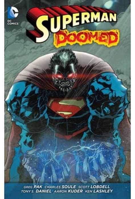Superman Doomed By Charles Soule