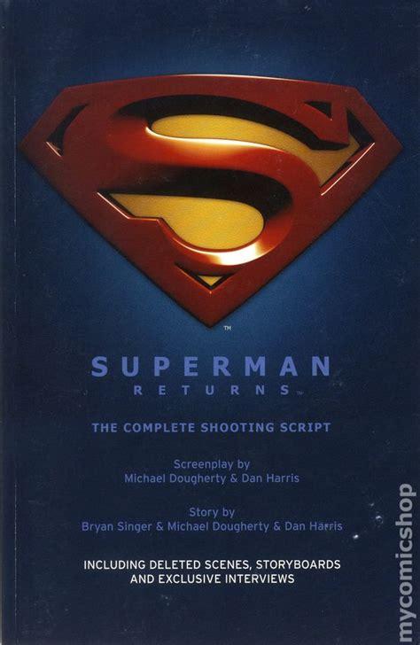 Superman Returns Shooting Script